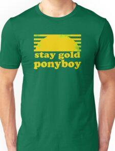 Stay Gold Ponyboy Unisex T-Shirt