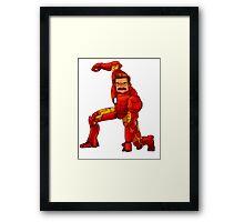 Ι'Μ Ron Man Framed Print