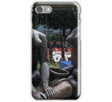 Art and Leisure on the Southbank iPhone Case/Skin