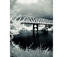 Morpeth  Bridge Photographic Print