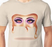 Melting mask Unisex T-Shirt