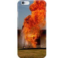Fire !! iPhone Case/Skin