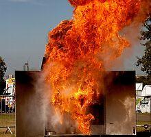 Fire !! by EricHands