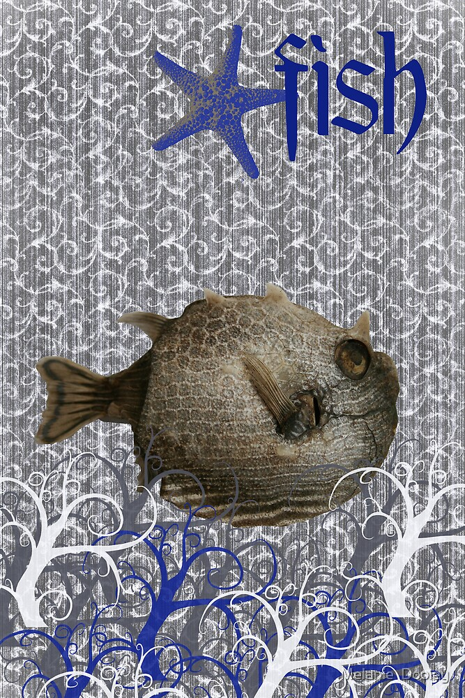 Fish by Melanie  Dooley