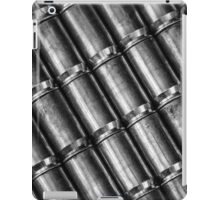 45 Brass #4 (Black & White) iPad Case/Skin
