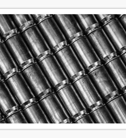 45 Brass #4 (Black & White) Sticker