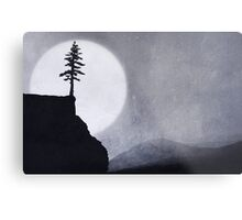 Over The Edge Of The Wild Metal Print