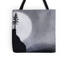 Over The Edge Of The Wild Tote Bag