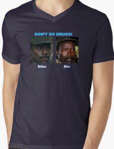 Don't Do Drugs Mens V-Neck T-Shirt