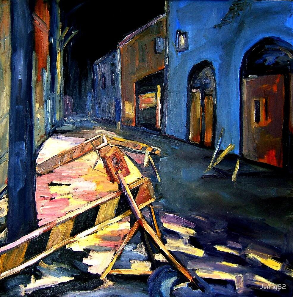 Barricade by Jenny82