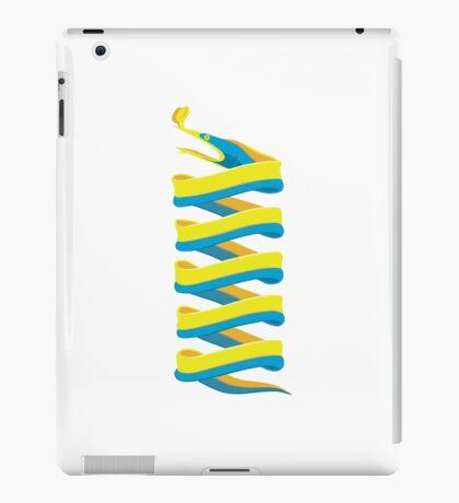 Ribbon Eel iPad Case/Skin