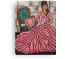 Sweet Valentine Canvas Print