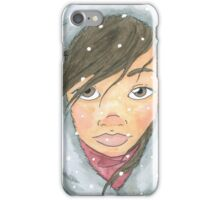 The Thought of You Keeps Me Warm iPhone Case/Skin