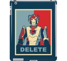 Cybermen Hope iPad Case/Skin