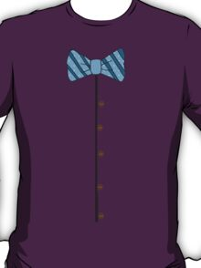 Funny Retro bow tie & buttons  T-Shirt