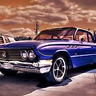 Buick Invicta  by Rob Hawkins