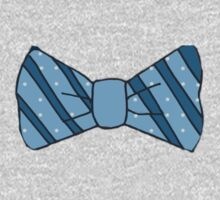 Funny Cute Blue bow tie T by bardenne