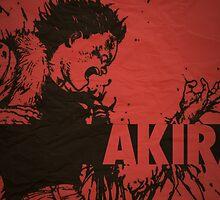 Akira - Tetsuo by RellikJoin
