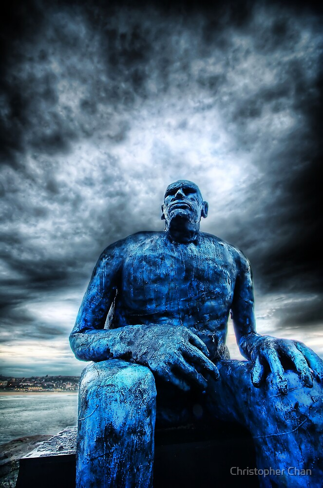 Monday Morning Blues by Christopher Chan