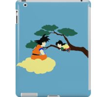 Father and Son (clean) iPad Case/Skin