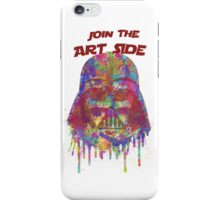 Join the Art Side iPhone Case/Skin