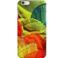Filets à crevettes iPhone Case/Skin