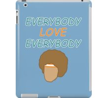 Everybody Love Everybody iPad Case/Skin