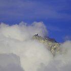 Castle On A Cloud by Michael  Newman