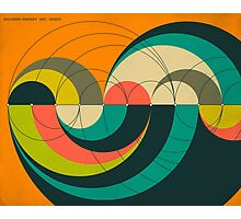 GOLDNER HARARY ARC GRAPH Photographic Print