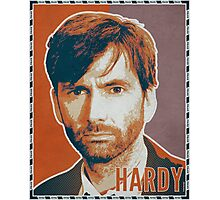 HARDY - Miller Orange (Broadchurch) Photographic Print