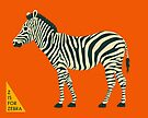 Z IS FOR ZEBRA by JazzberryBlue