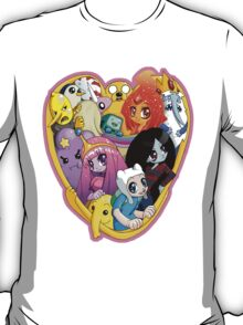 Adventure Time - Group Hug T-Shirt