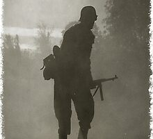 Soldier from world war by stathismori