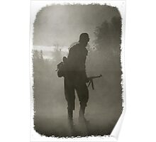 Soldier from world war Poster