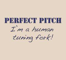 Human Tuning Fork by knightingail