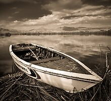 Abandoned Boat by thirdiphoto