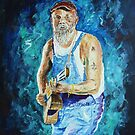 Seasick Steve by Joe Trodden