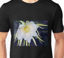 Red Dragon-Fruit Flower Bloom Unisex T-Shirt