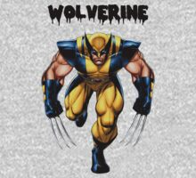 wolverine by PastorKing
