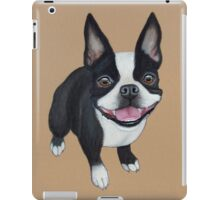 Boston Terrier iPad Case/Skin