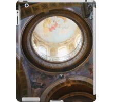 Castle Howard, Entrance Dome iPad Case/Skin
