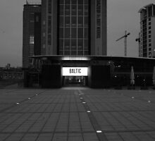 Baltic Centre for Contemporary Arts by Paul Clayton