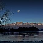 Moon Rise by Darren Newbery