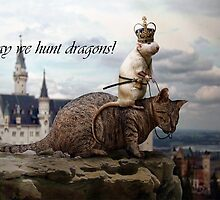 Today we hunt dragons! by stathismori
