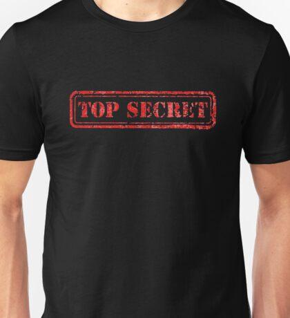 Top Secret Unisex T-Shirt