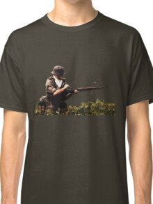 Soldier from WW2 Classic T-Shirt
