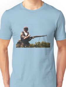 Soldier from WW2 Unisex T-Shirt