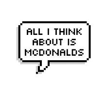 McDonald's by delimetal