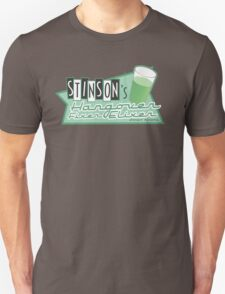 Stinson's Hangover Fixer Elixer Unisex T-Shirt