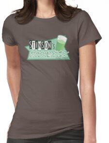 Stinson's Hangover Fixer Elixer Womens Fitted T-Shirt
